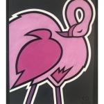 Mom's Night Flamingo